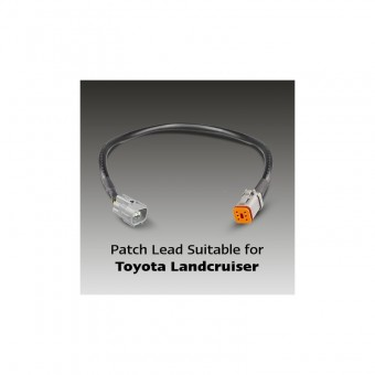 LED Autolamps Vehicle Patch Lead Kit to suit LANDCRUISER - Root Catalog