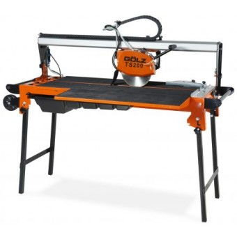Golz 200mm Tile Saw - Concreting & Compaction