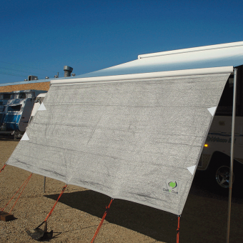 Coast V2 Sunscreen to suit Fiamma & Carefree Box Awning - Root Catalog