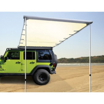 DZ 1.4m x 2m Car Side Awning - 4WD & Van Awnings
