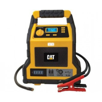 CAT Professional All-in-one Power Station, Jump Starter & Air Compressor - 4x4 12v Air Compressors