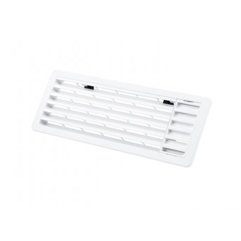 Thetford, Top Fridge Vent, White - Root Catalog