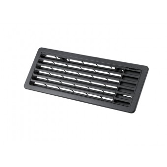 Thetford, Top Fridge Vent, Black - Root Catalog