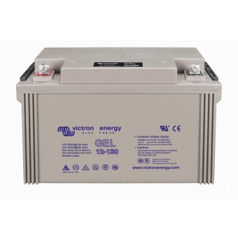Victron 12V/130Ah Gel Deep Cycle Battery - SALE