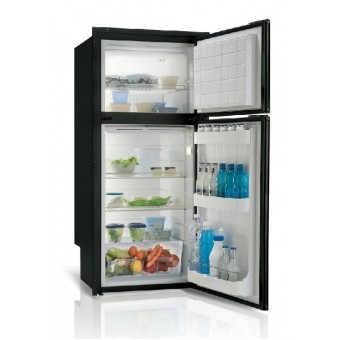 Vitrifrigo DP2600I 2 Door Fridge & Freezer 230L - Caravan Compressor Fridges