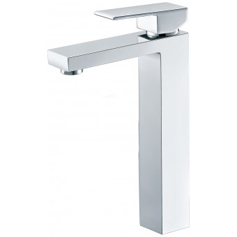 NCE High Tower Basin Mixer 306 mm - Caravan Taps & Accessories