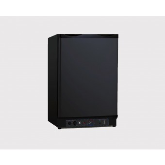 Bushman XCD100-X 3 Way Upright Fridge/Freezer 100L, Black - Root Catalog
