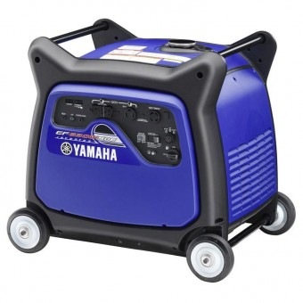 Yamaha 6300w Inverter Generator - Generators & Power