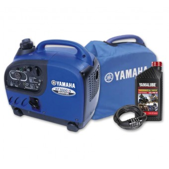 Yamaha 1000w Inverter Generator Pack - Generators & Power