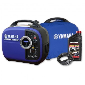 Yamaha 2000w Inverter Generator - Recreational Generators
