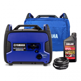 Yamaha 2200w Inverter Generator Pack - Generators & Power Sale