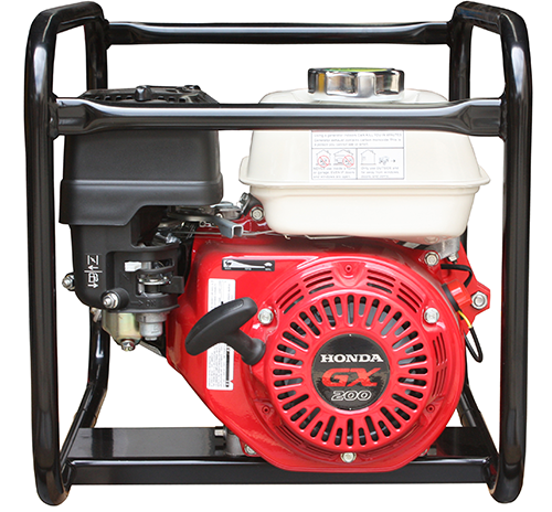 Water Master Honda Fire Fighting 1.5' Water Pump, 5.5hp