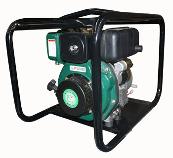 Water Master Diesel 2' Water Transfer Pump