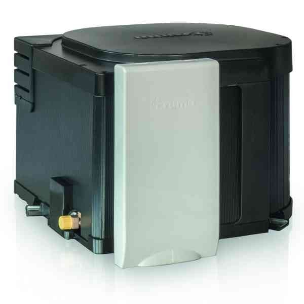 Truma UltraRapid gas/electric hot water system