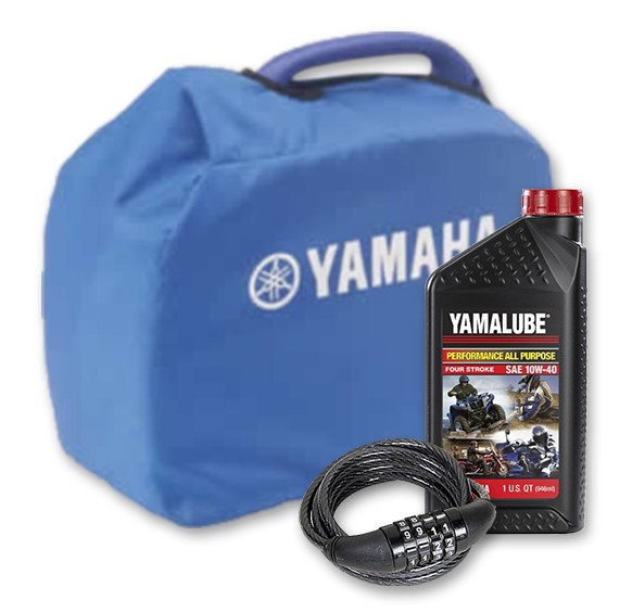 Yamaha EF1000iS Bonus Pack