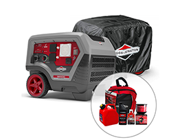 Briggs & Stratton Inverter Generator Promotion
