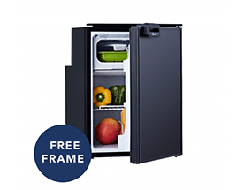 Bushman Upright Compressor Fridge/Freezer Promotion