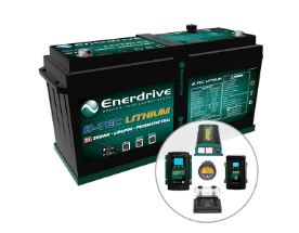 Enerdrive Battery and Electrical Promotion