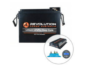 Revolution Power Battery and Electrical Promotion