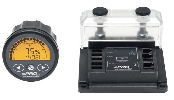 ePRO Plus Battery Monitor