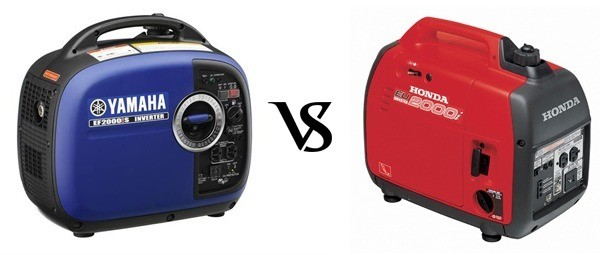 Honda generators how do they compare to yamaha for Honda vs yamaha generator
